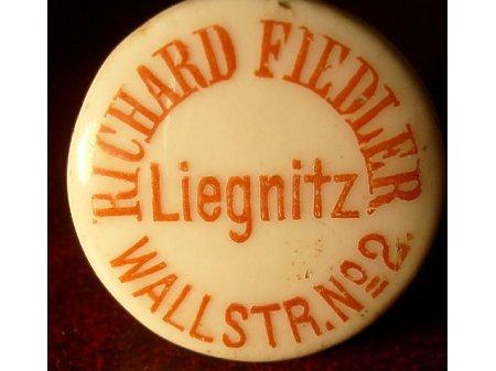 Richard Fiedler Wallstrsse 2 Liegnitz