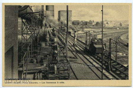 Górny Śląsk 1918-1939 Piece koksowe
