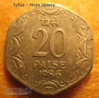 20 PAISE - Indie (1986)
