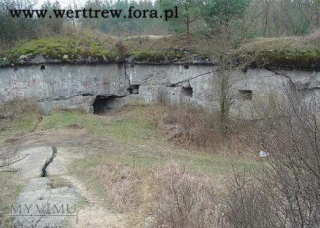 Twierdza Modlin - Fort VII Cybulice