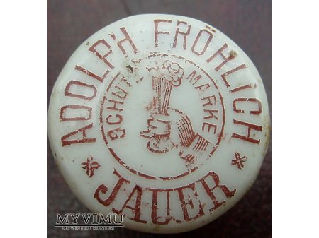 Adolph Frohlich Jauer