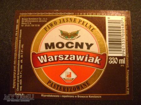 Mocny Warszawiak