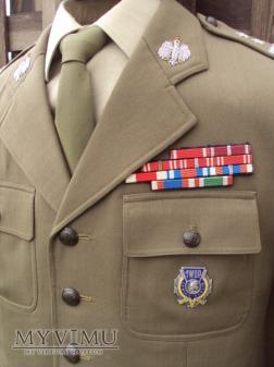 Mundur wyjściowy generała dywizji