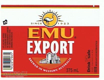 swan emu export