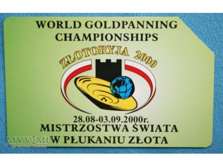 Mistrzostwa Świata w Płukaniu Złota 2000