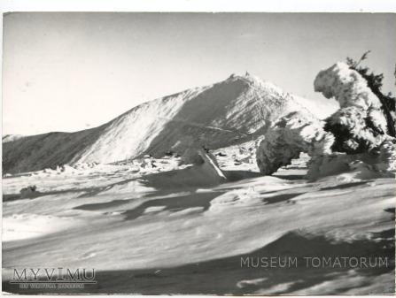 Karkonosze Śnieżka 1962