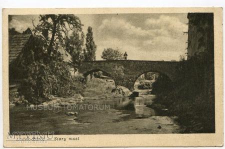 Bad Landeck - Lądek Zdrój, most, lata 50-te