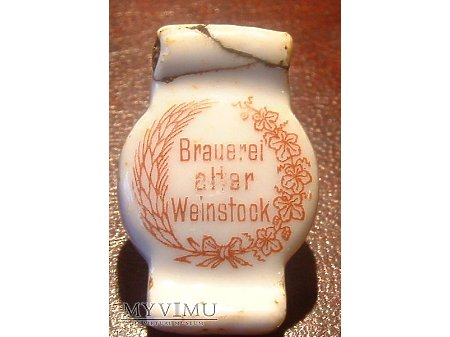 Brauerei Wenistock - Breslau