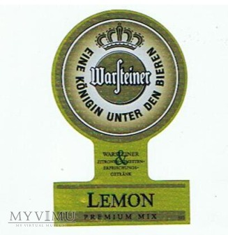 lemon premium mix