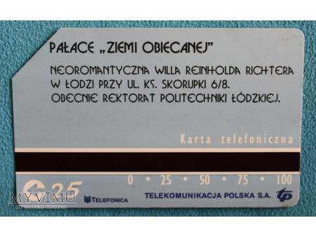 """Pałace """"Ziemi Obiecanej"""" 6/8"""