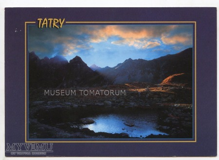 Duże zdjęcie Tatry Dolina Mięguszowiecka - 2005