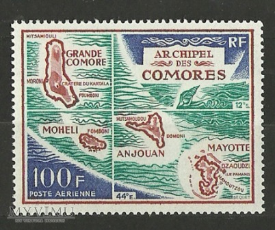 Archipel Comores
