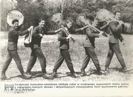 Zdjęcie propagandowe MSW: ZIELONE OTOKI
