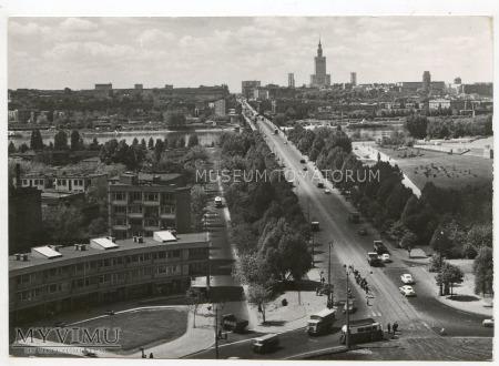 W-wa - III Most - Poniatowskiego - 1964