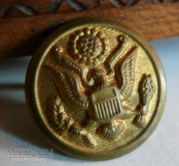 USA - guzik ogólnowojskowy mały