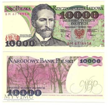 10000zł 1988r.