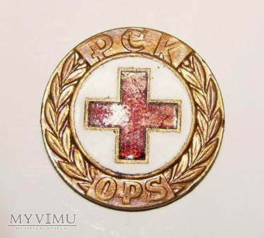 PCK- Odznaka Przysposobienia Sanitarnego