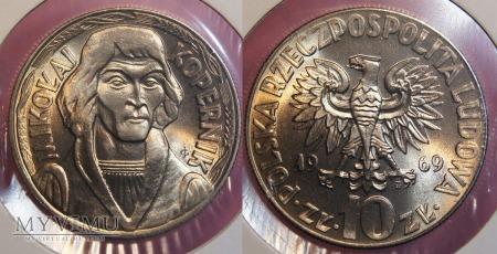 Duże zdjęcie 1969, 10 zł