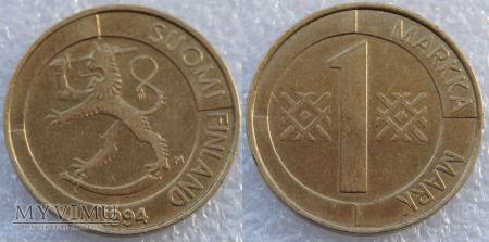 Finlandia, 1 MARKKA 1994