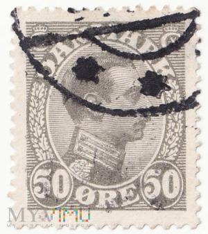 1919 King Christian X. 10 Øre Denmark