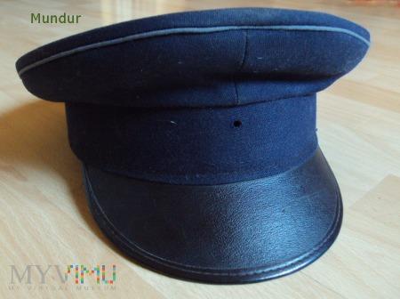 Czechosłowacka czapka strażacka