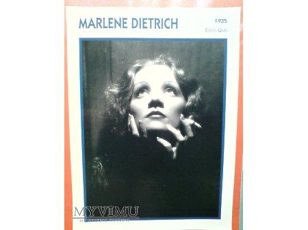 Duże zdjęcie Marlene Dietrich SHANGHAI EXPRESS FRANCJA