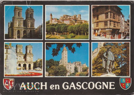 Duże zdjęcie Auch em Gassogne