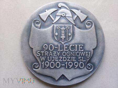90 Lat OSP Ujazd Śląski