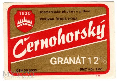 Černohorský Granát