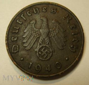 10 Reichspfennig 1940 ,A