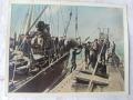 załadunek torbedy na U-boota