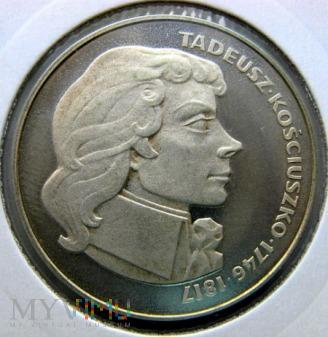 Duże zdjęcie 100 złotych - 1976 r. Polska