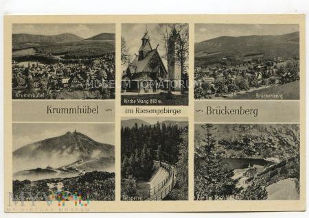 Karkonosze - Riesengebirge - Karpacz - lata 30-te