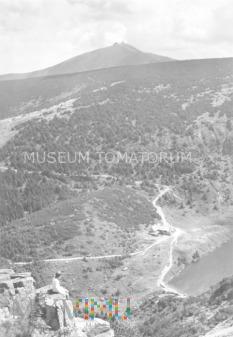 Karkonosze Śnieżka Schneekoppe lata 70-te