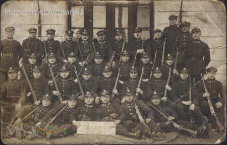 3 kp XI batalion 6 Pułk Saperów. Przemyśl 21.03.26