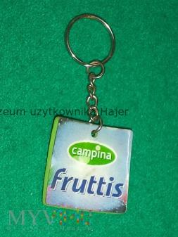 Duże zdjęcie Campina fruttis - brelok 3D