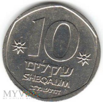 10 SHEQALIM 1982