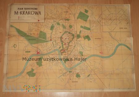Plan Turystyczny Miasta Krakowa