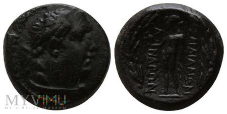 Azja mniejsza, Lydia- Sardeis 133-100 pne