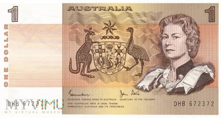Australia - 1 dolar (1982)