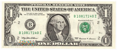 Stany Zjednoczone - 1 dolar (1999)