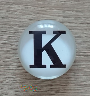 Magnes, Litery - K