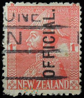 Nowa Zelandia 1D Jerzy V