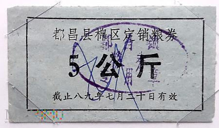 JIANGXI DUCHANG 5/1989