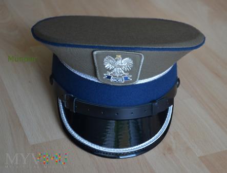 Czapka wyjściowa oficera młodszego BOR