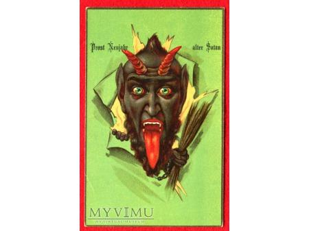 Szczęśliwego Nowego Roku Stary Diable ( SATAN ) 2