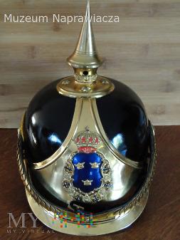 Svea Life Guards Regiment pickelhaube