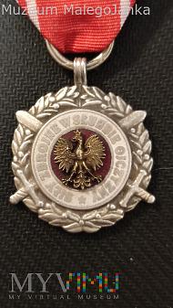 Medal Siły Zbrojne w Służbie Ojczyzny Srebrny