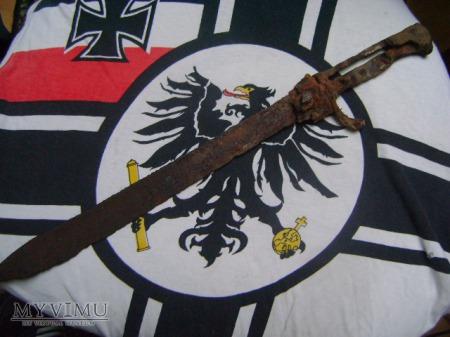 bagnet pruski model 98/05