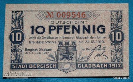 10 Pfennig 1919 (Notgeld)